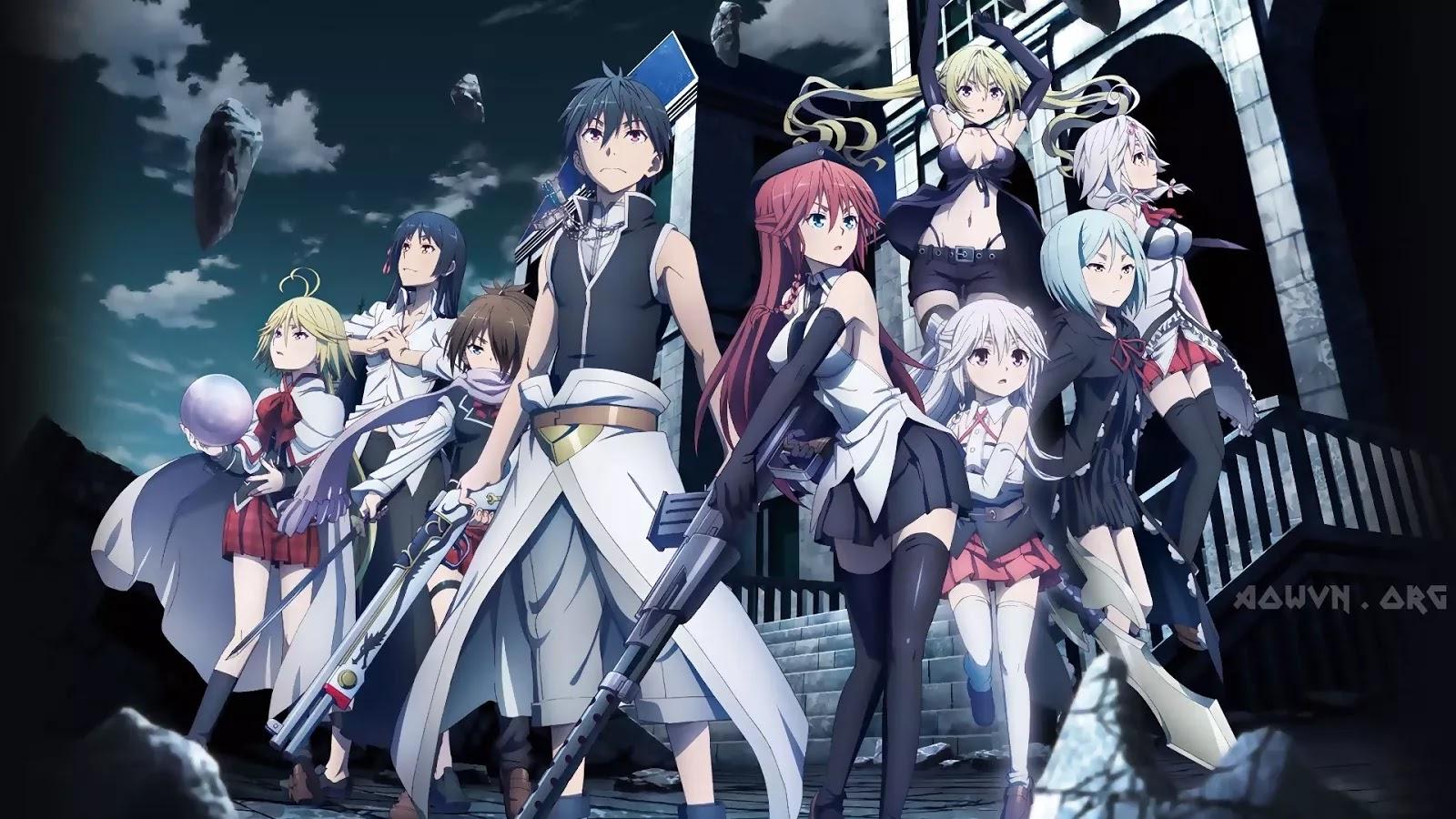 AowVN.org min%2B%25284%2529 - [ Anime 3pg Mp4 ] Trinity Seven BD + OVA | Vietsub