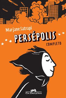 Marjane Satrapi Persépolis Quadrinhos