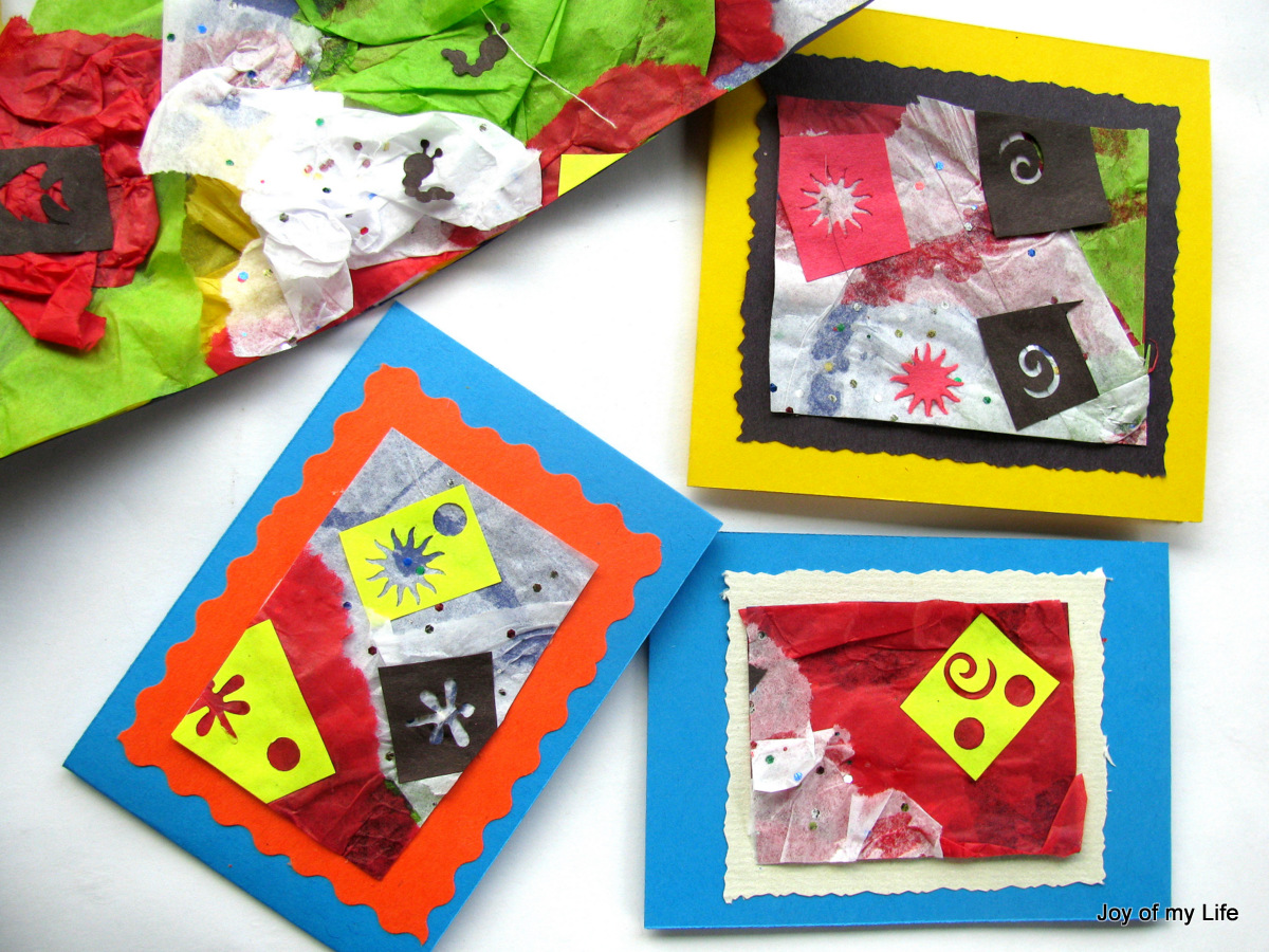the joy of my life and other things kids art recycled
