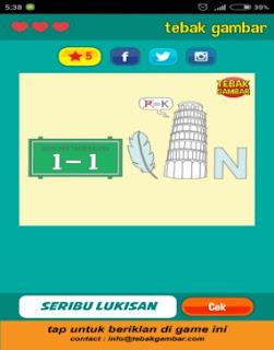 kunci jawaban tebak gambar level 31 soal no 6