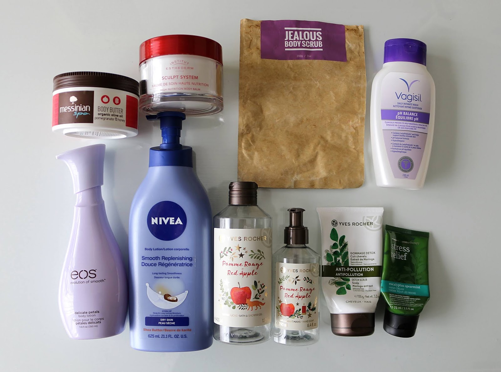empties body care yves rocher jealous body scrub vagisil institut esthederm messinian spa bath body works eos nivea