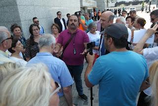 Tüketici Hakları Derneği Anıtkabir İçin Belediyeye Toplu İtiraz Dilekçesi Verdi