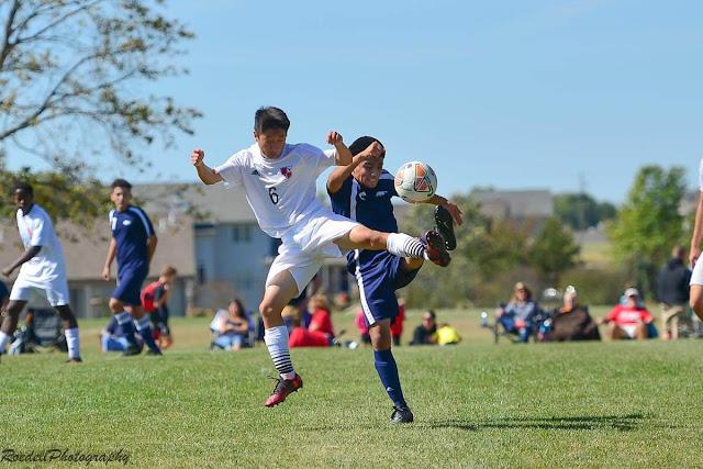 Varsity Boys Soccer Vs Chicago Hope Academy, Metamora Herald
