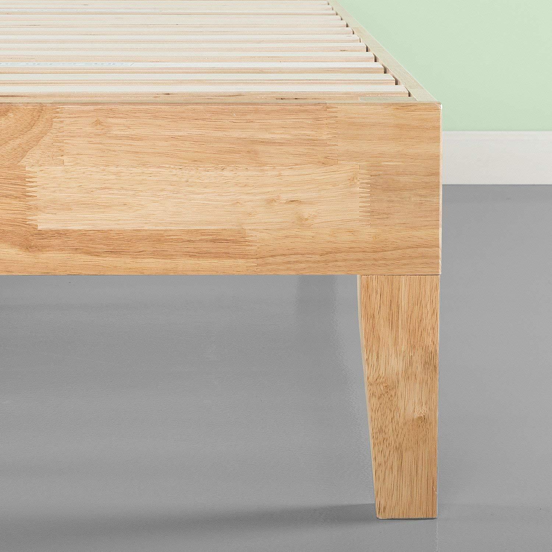 Pattern Wood Bed Frame