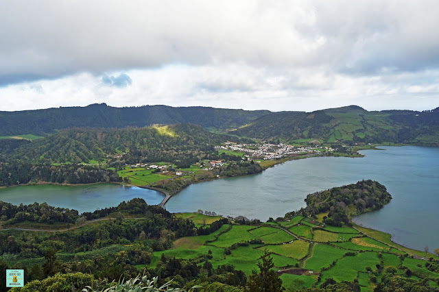 Sete Cidades, Sao Miguel (Azores)