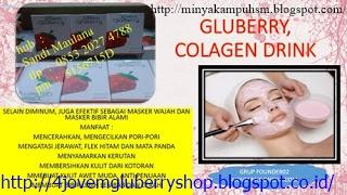 khasiat dan manfaat jovem gluberry untuk masker wajah