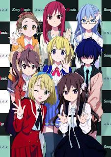 "l grupo de idols de Yasushi Akimoto llamado ""22/7"" tendrá adaptación anime"