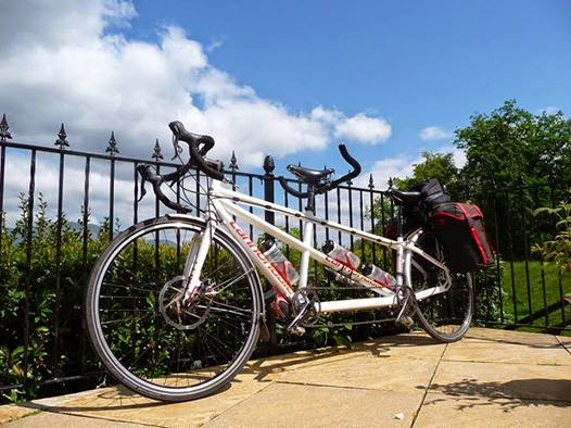 54eb029993b KDCS - Kendal and District Cycle Scene: Stolen Cannondale Tandem