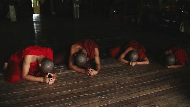 The Monk Myanmar movie