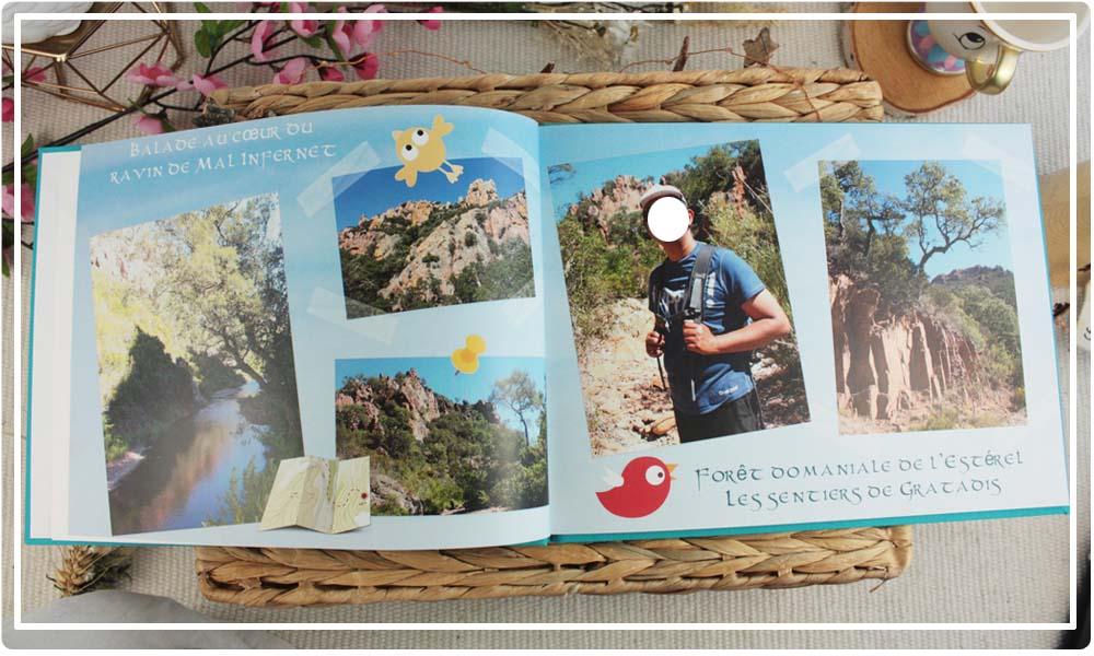 créer une livre photo hors connexion