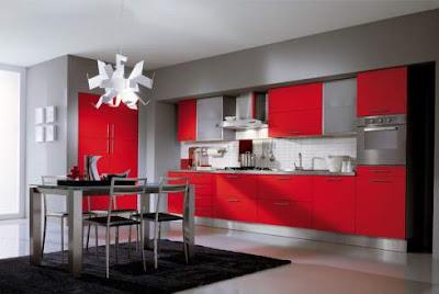 Model Gambar Dapur Lama Menjadi Modern