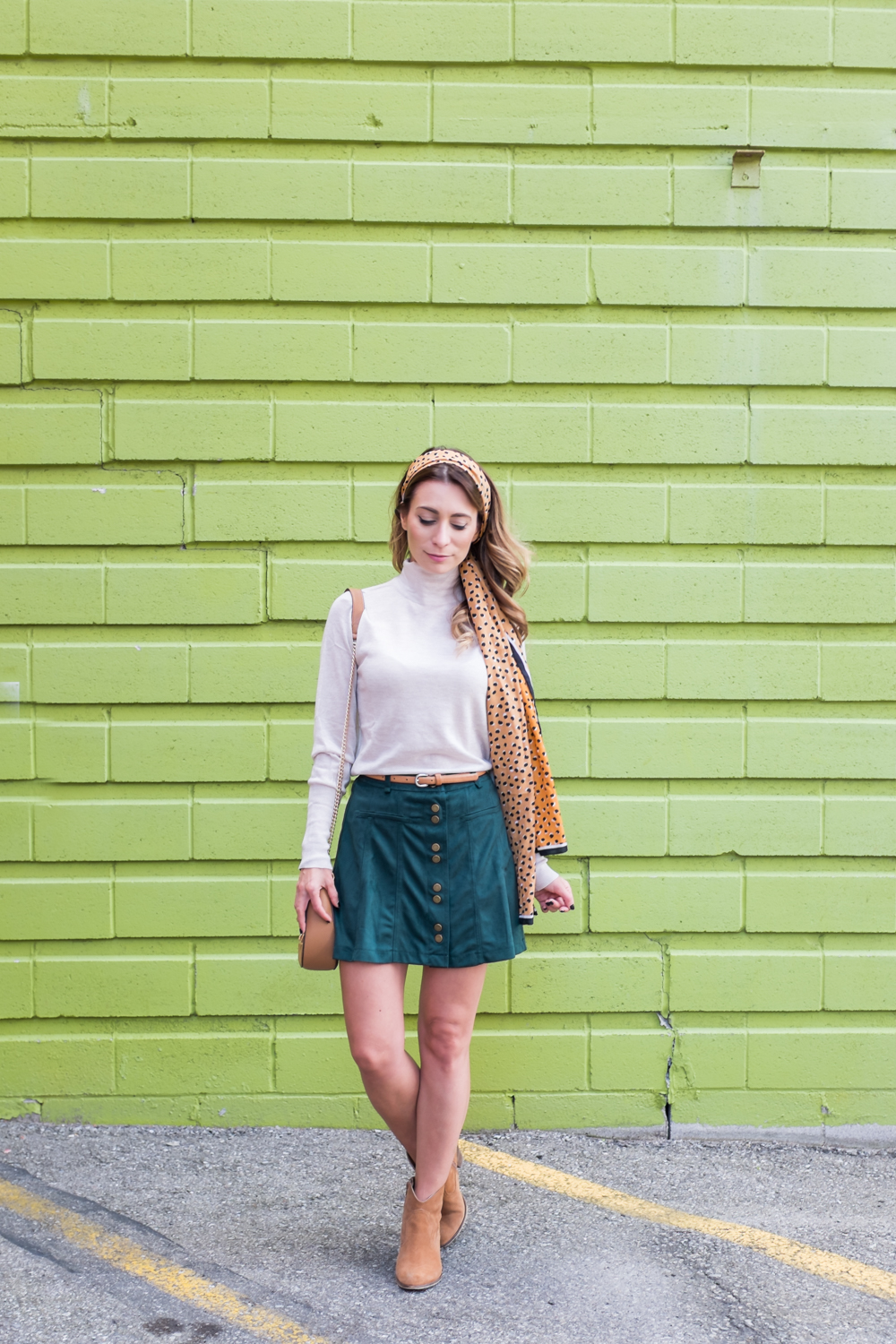 Ootd Seventies Style For Fall La Petite Noob A