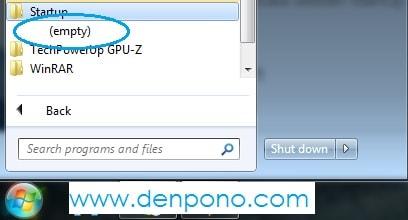 Cara Memperbaiki Libraries di Windows 7/8/10 Selalu Membuka Saat Startup