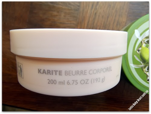 THE BODY SHOP Beurre Corps nourrissant au Karité