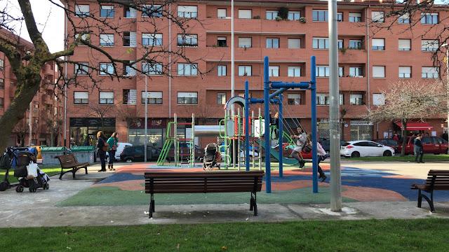 Viviendas en la plaza El Rosario