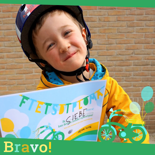 Gratis download: fietsdiploma!