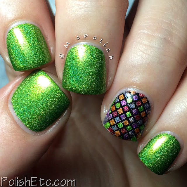 Pahlish - Happy Holo-Ween II - McPolish - Sour Caramel Apple