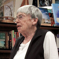 Ursula K. LeGuin - De Gorthian - Trabajo propio, CC BY-SA 3.0, https://commons.wikimedia.org/w/index.php?curid=31670340