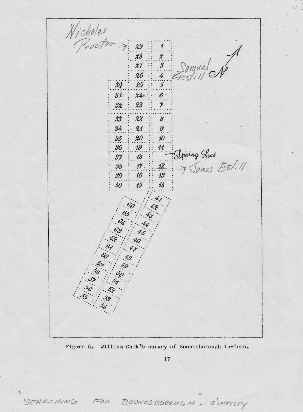 Kentucky Genealogy: NICHOLAS PROCTOR 1756-1835