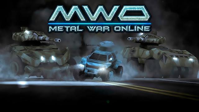 Metal War Online: Retribution  un juego  de acción masivo de carreras !