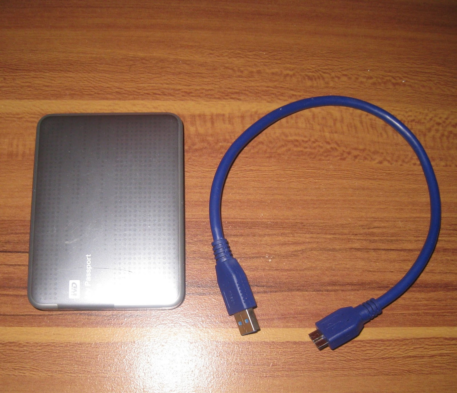 Jual Hardisk External 1 Tera WD My Passport USB 30