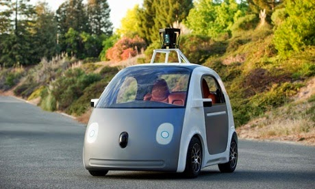 Google self-driving car, self-driving cars, prototype self-driving car, Google, Google prototype self-driving car, Nissan, General Motors, Ford, Toyota, Mercedes, code Recode, new tech,