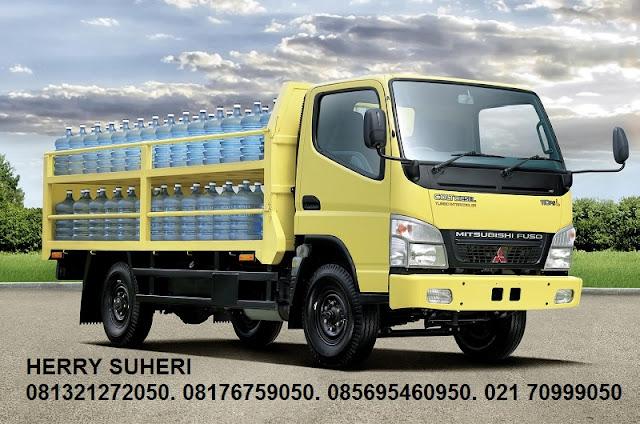kredit mobil dp kecil colt diesel canter box galon 2019