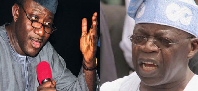 I respect him a lot - Fayemi denies blasting Tinubu