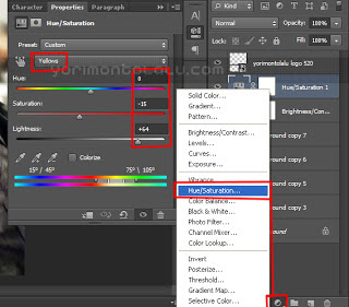 Membuat Smudge Painting di Photoshop