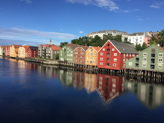 Six reasons to visit Trondheim