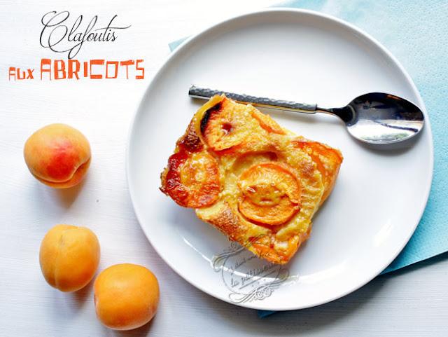 recette clafoutis abricot