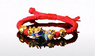 Auspicious Charms - Auspicious Wealth Attracting Pi Xiu Bracelet