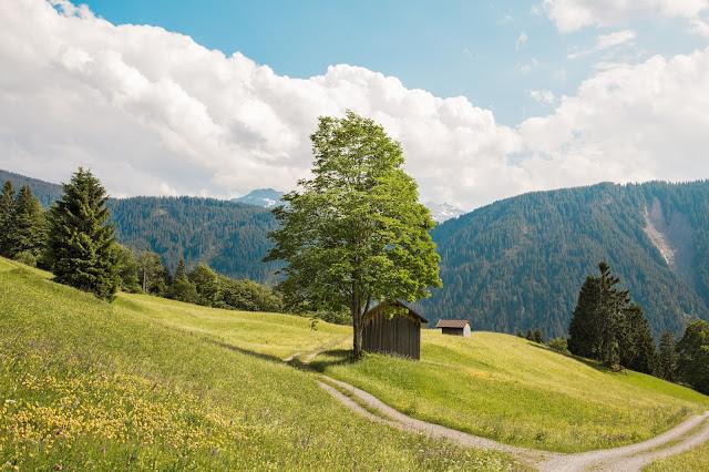 Stebok-Wäg  Wandern im Klostertal  Freiburger Hütte und Formarinsee  Vorarlberg-Wandern  Wanderung Lechquellengebirge 02