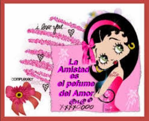 Betty Boop amor