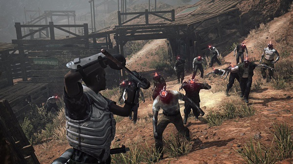 Spesifikasi Metal Gear Survive