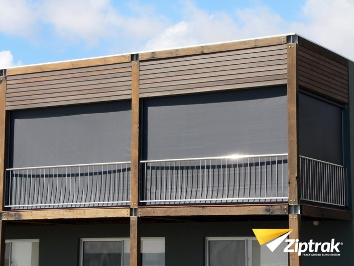 Roller shutters perth style your home with high end for Balcony noise reduction
