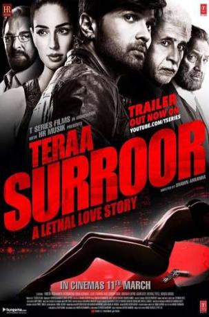 Teraa Surroor 2016 Hindi 300MB DVDRip ESubs