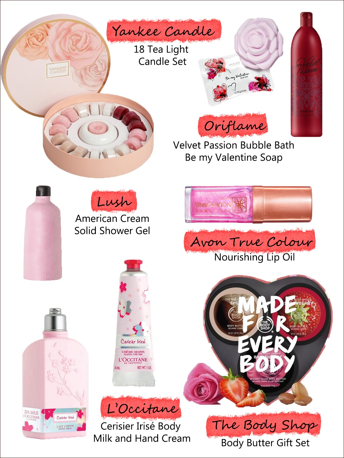 Valentine's Day Pampering Gift Guide
