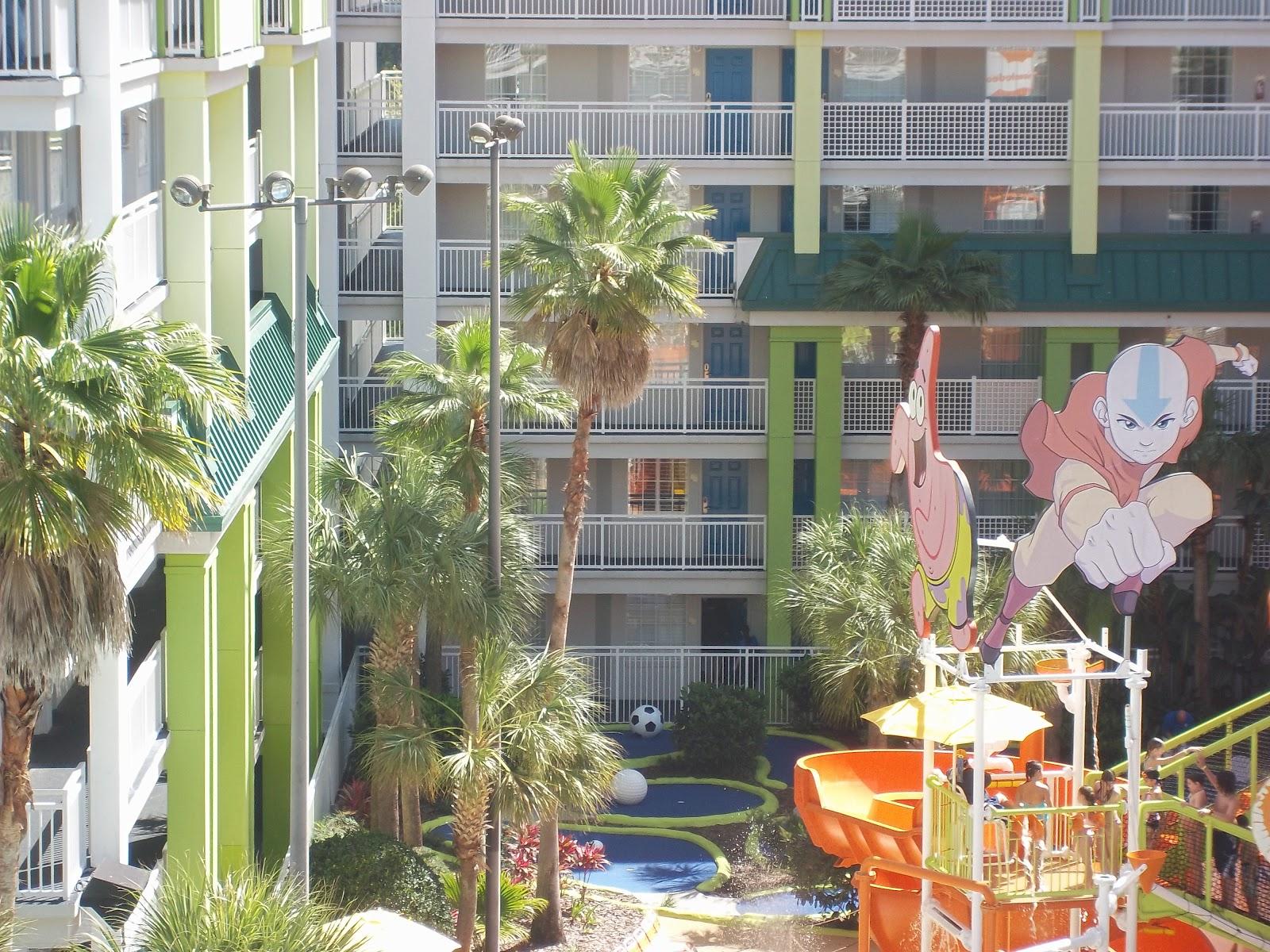 Away We Go!: Nickelodeon Suites Resort: ORLANDO