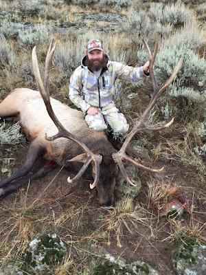 Elk Hunt BEX Camo
