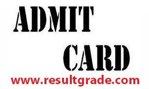 CG Vyapam Staff Nurse Admit Card 2016
