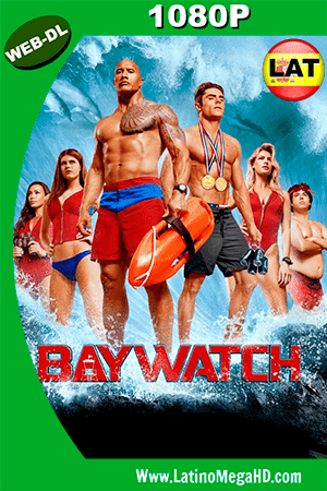 Baywatch Guardianes de la Bahía (2017) Latino HD WEBDL 1080P ()