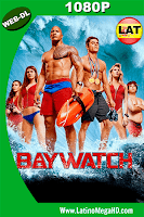 Baywatch Guardianes de la Bahía (2017) Latino HD WEBDL 1080P - 2017