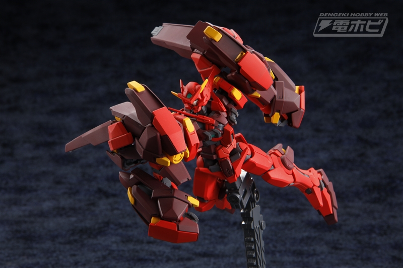 Custom Build: HG 1/144 Vorukeino Astraea via Dengeki Hobby