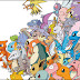 Lista de Raridade Todos Pokémons