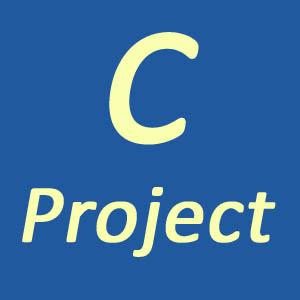 أكثر من 50 مشروع بلغة C و C ++ مع شفرة المصدر مجانا للتحميل