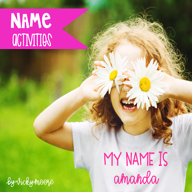 Name pack, get to know you, back to school printables and ideas.