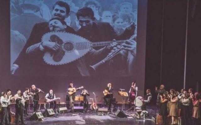 Δεξιοτέχνες της δημοτικής μουσικής στο Δημοτικό Θέατρο Πειραιά