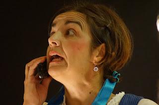 Angosta di Mente,  festivales , teatro Jesús Peñas, Microteatro , actriz