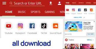 Aplikasi Download Video di Semua Sosial Media